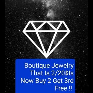 Jewelry Sale! Select Items !